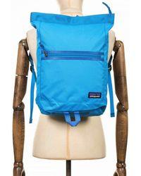Patagonia Arbor Market Backpack 15l - Joya Blue Colour: Joya Blue, Siz