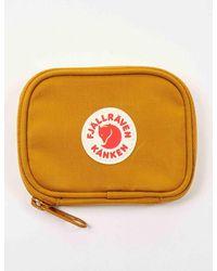 Fjallraven Fjallraven Kanken Card Wallet - Orange
