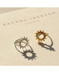 Rachel Jackson - Sunrays Adjustable Gold Ring - Lyst