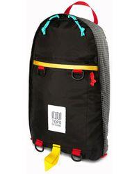 Topo Smash Pack Backpack 12l Black