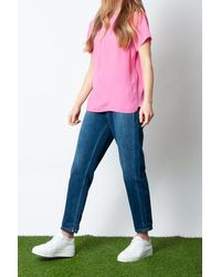 Ottod'Ame Maglia T-shirt In - Pink