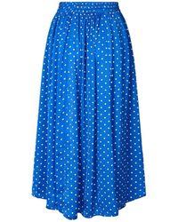 Lolly's Laundry Libra Skirt - Blue