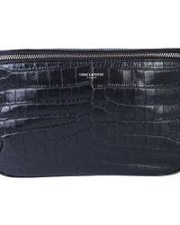 Saint Laurent Classic Bag - Black