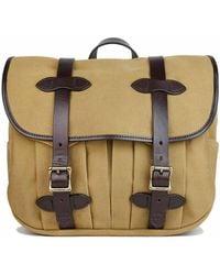 Filson Medium Field Bag (otter Green 1) Bags - Brown