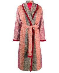F.R.S For Restless Sleepers F.r.s . Coats - Pink