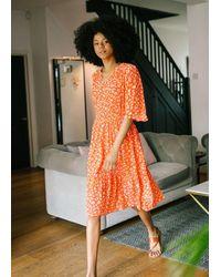 Pyrus Joni Dress - Orange