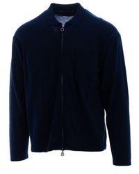 Roberto Collina Sweaters - Blue