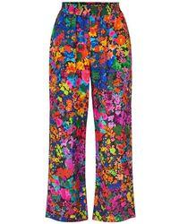 Stine Goya Debra Trousers - Multicolour