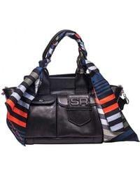 Sonia Rykiel Hand Bag Multipocket - Black