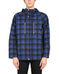 PS by Paul Smith Men's M2r384ue2104248 Blue Jacket