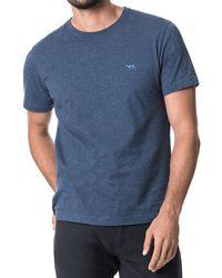 Rodd & Gunn Mens The Gunn T-shirt - Blue