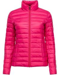 J.O.T.T Cha Fuschia Down Jacket - Pink