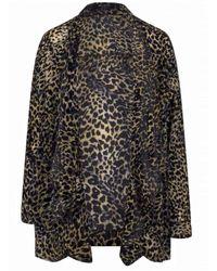 Religion United Cardigan Leopard - Multicolour