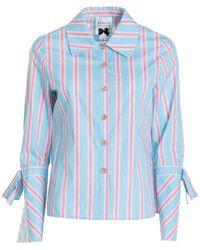 Edward Achour Paris Shirt - Blue