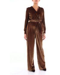 Alessandro Dell'acqua Dove Grey Evening Suit - Brown