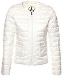 J.O.T.T Douda Down Jacket - Cream - White