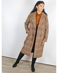 B.Young Byborg Coat Almond - Brown