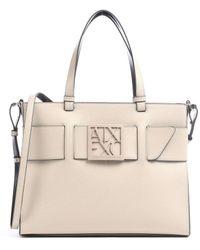 Armani Exchange Bags.. Beige - Natural