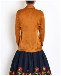 Diega - Chalala Shirt In Bronze - Lyst