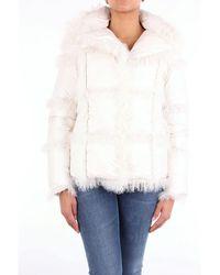 Mr & Mrs Italy Jacket Women White