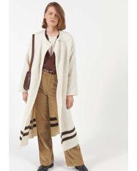 MASSCOB Glenwood Coat - White