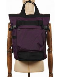 Carhartt Wip Payton Carrier Backpack - Boysenberry Colour: Boysenberry - Purple