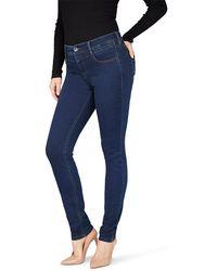 Gardeur Ladies Zuri Wondershape Jeans - Blue