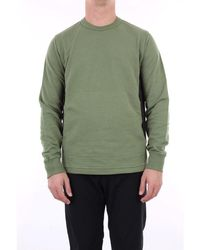 Stone Island Sweatshirts Crewneck Men Green