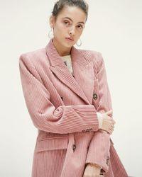 Isabel Marant Etoile Daleyo Jacket - Pink