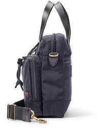 Filson Dryden Briefcase Dark Navy - Blue