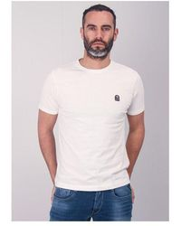 Parajumpers Basic Tee Colour: Off White