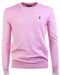 Ralph Lauren Shirt Miami Pink