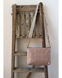 Étoile Isabel Marant Nessah Dusty Pink Cross-body Bag - Multicolour