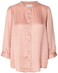 Lolly's Laundry Lollys Laundry Amelia Pink Shirt
