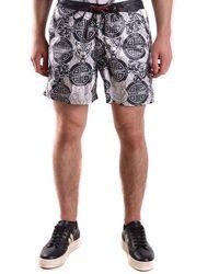 Philipp Plein Swimshorts - Gray