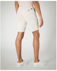 Remus Uomo Uomo Chino Shorts Off - White