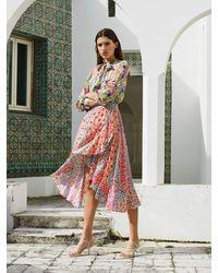 Suncoo Fanny Skirt - Multicolour