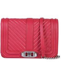 Rebecca Minkoff Mini Love Bag - Red