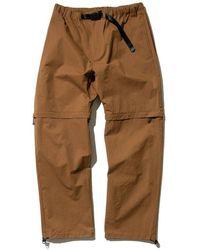 Uniform Bridge 2-way Easy Pants - Orange