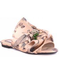 N°21 Slippers - Multicolour