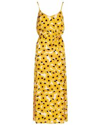 FABIENNE CHAPOT Sun Set Dress - Sunflower - Yellow