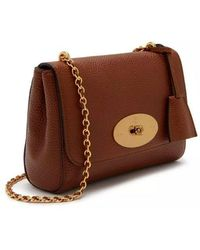 Mulberry Lily Oak Natural Grain Leather - Brown