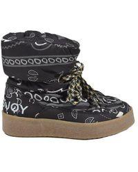 Khrisjoy Boots - Black