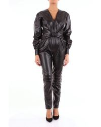 MSGM Overalls From Sera Women Black