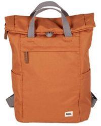 Roka Finchley Sustainable Large Bag - Atomic Orange