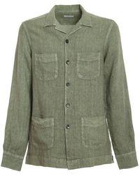 Boglioli Jacket Shirt Btc466.588t 0569 Green