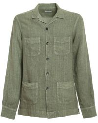 Boglioli Jacket Shirt - Green