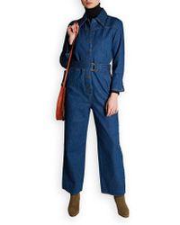 M.i.h Jeans - M.i.h Jeans Harper Denim All-in-one - Lyst