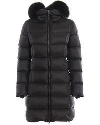 Colmar Women's 2221f7qd99 Black Polyamide Outerwear Jacket