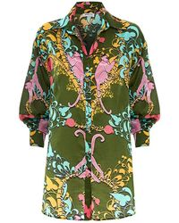 Paolita Gemini Shirt - Green